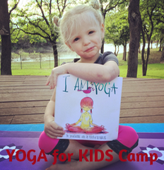 YOGA for Kids Ad